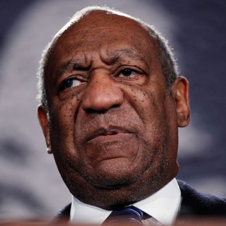 File photo of Actor Cosby speaking at the National Action Network's 20th annual Keepers of the Dream Awards gala in New York