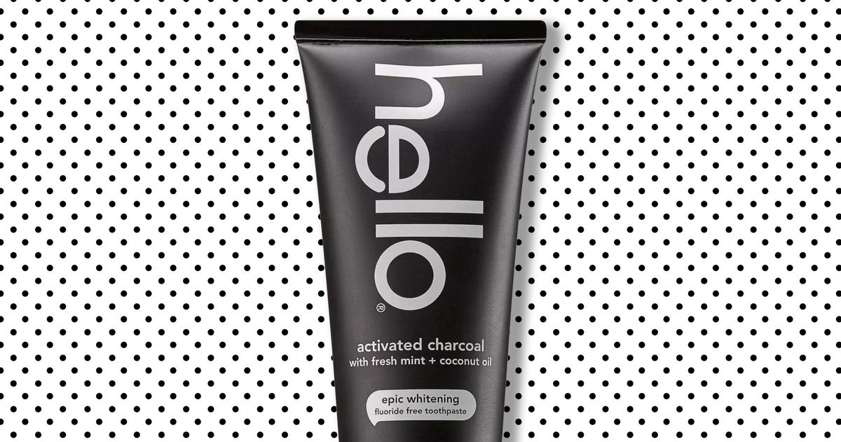 Review Hello Activated Charcoal Whitening Toothpaste 2019