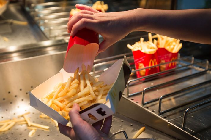McDonalds Is Starting To Offer All-You-Can-Eat Fries forecasting