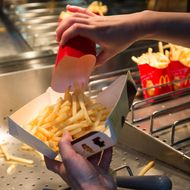 A New McDonald's Will Offer All-You-Can-Eat Fries