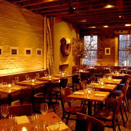 The nine-year-old restaurant's contents are up for auction today.