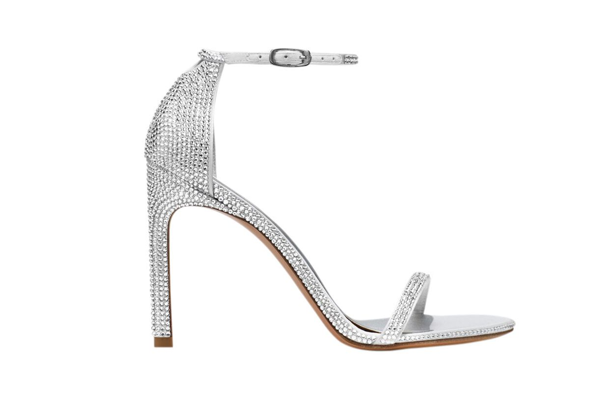 Best sparkly wedding shoes stuart weitzman nudistsong sandals similar style junglespirit