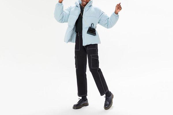 UO Greta Puffer Jacket