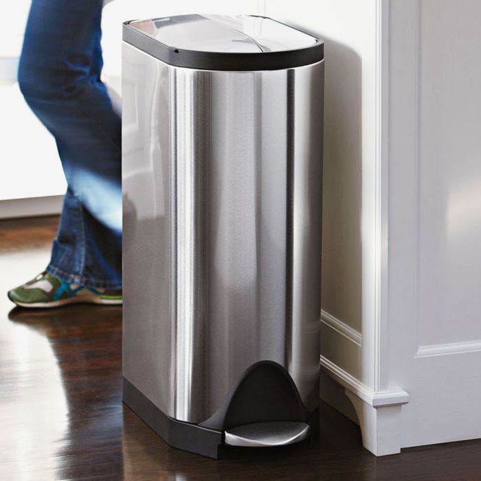 5 Best Kitchen Trash Cans According To Pro Home Cooks 2018 The Strategist