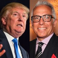Not Done Yet, Donald Trump Is Also Suing Geoffrey Zakarian
