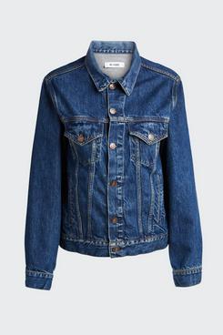RE/DONE Perfect Oversize Denim Trucker Jacket