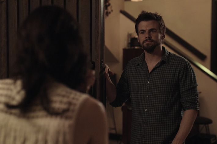 Tommy Dewey as Alex.