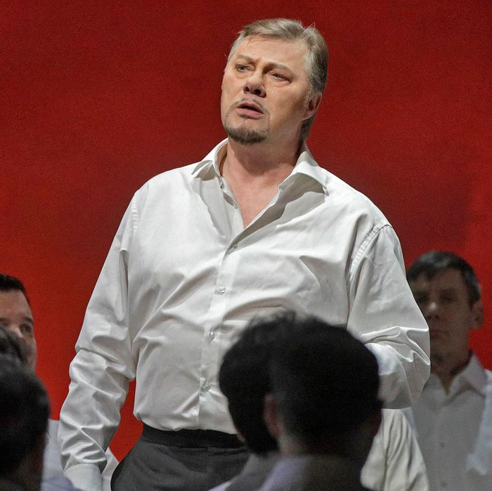 Opera Review A Parsifal Even The Wagner Phobic Can Enjoy
