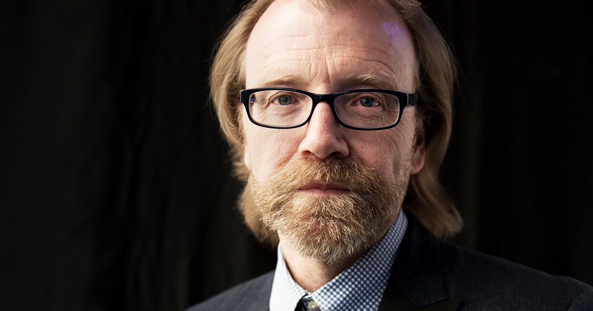 George Saunders Discusses Lincoln in the Bardo, His Offbeat Debut Novel
