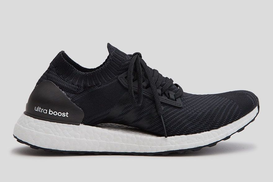 Adidas UltraBOOST Sneaker in Black for Women