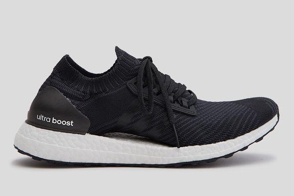 Adidas UltraBOOST Sneaker in Black for Women