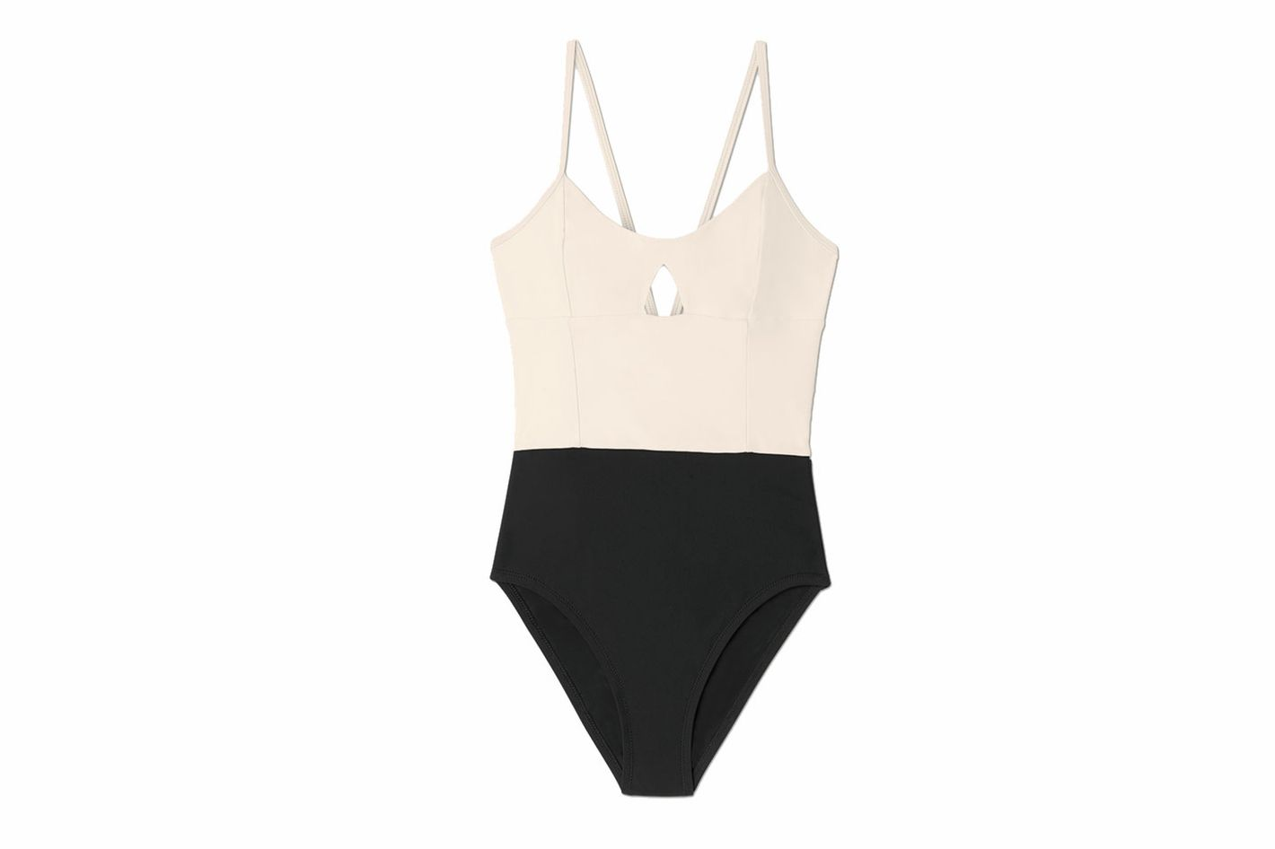 Summersalt The Swan Dive One-Piece