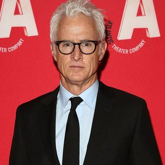 NEW YORK, NY - MARCH 02: John Slattery attends Atlantic Theater Company 30th Anniversary Gala at The Pierre Hotel on March 2, 2015 in New York City. (Photo by Astrid Stawiarz/Getty Images)