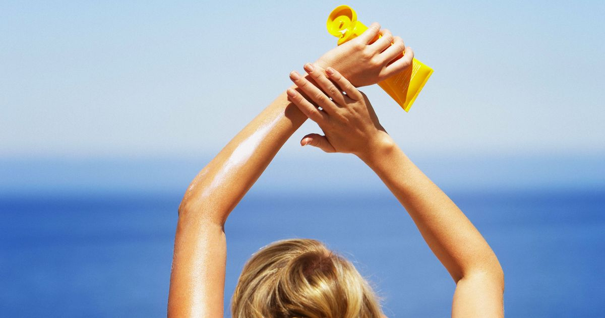 The Chemicals in Your Sunscreen Are Being Absorbed Into Your Blood