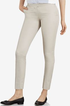 Brooks Brothers Flat-Front Stretch Advantage Chino Pants