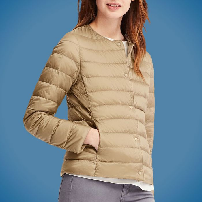 5c4fb4c0e The Best Thing I Bought This Year Was an Invisible-Under-My-Coat Puffer  Jacket
