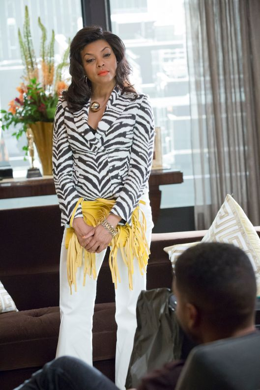 "EMPIRE: Taraji P. Henson as Cookie Lyon in EMPIRE's ""Fires Of Heaven"" episode. Season 2 premieres Wednesday, September 23 (9:00-10:00 PM ET/PT) on FOX.  ©2015 Fox Broadcasting Co. Cr: Chuck Hodes/FOX."