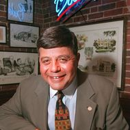 "Former Mayor Of Providence, R.I. Vincent ""Buddy"" Cianci"