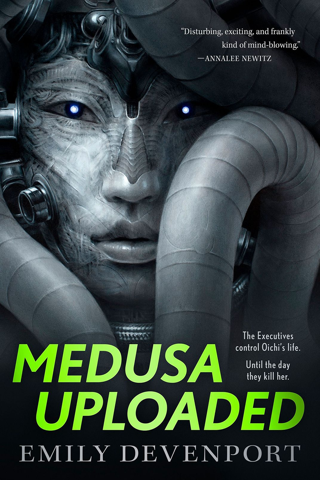 10. <em>Medusa Uploaded</em>, by Emily Devenport