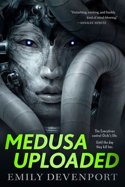 10. Medusa Uploaded, by Emily Devenport