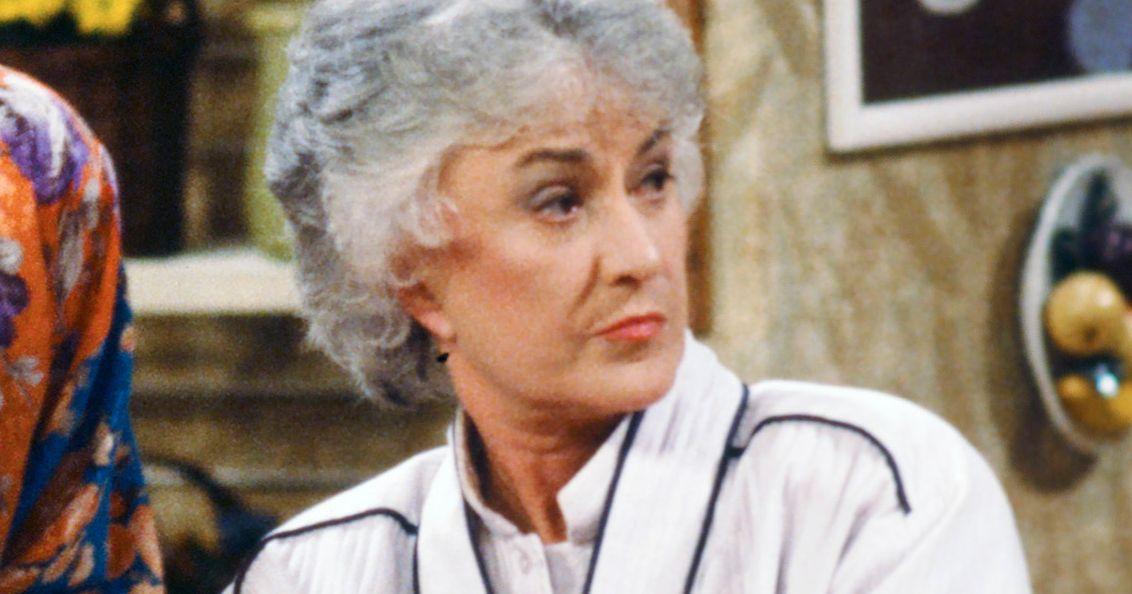 Bea Arthur Cold Called A Disgruntled Golden Girls Fan