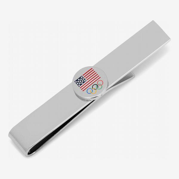 Team USA Olympics 2021 Tie Bar