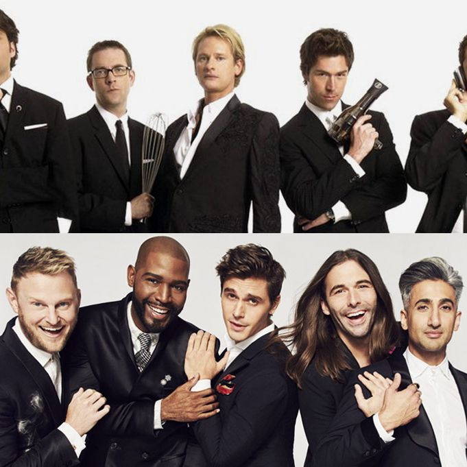 f7b2f2974 Twitter Genius Wants to Organize a  Fab Ten  Dinner With Every Queer Eye  Cast Member Ever