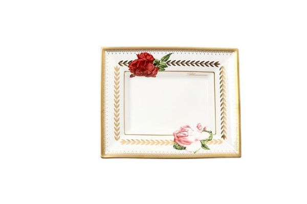 Blumarine Large Queen of Roses Ashtray