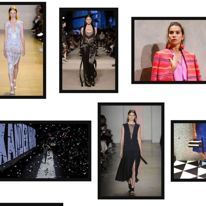 ce2cc40740 Play With the Cut s Interactive Fashion Week Mood Board