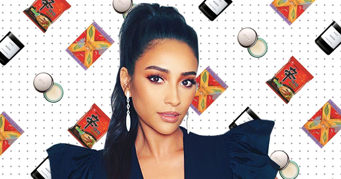 What Shay Mitchell Can't Live Without