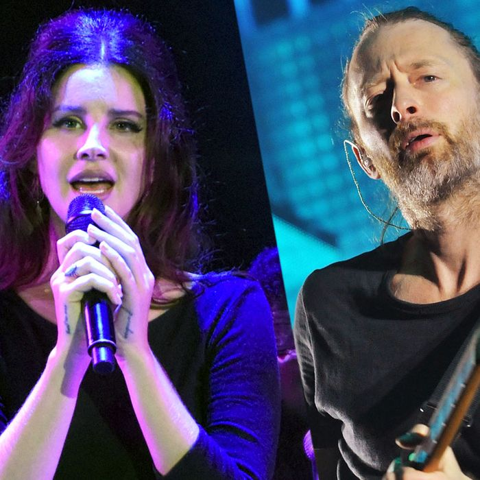 Radiohead's Copyright Dispute With Lana Del Rey, Explained