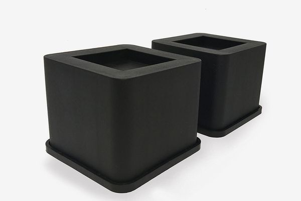 iPrimio Bed and Furniture Square Risers 4-Pack
