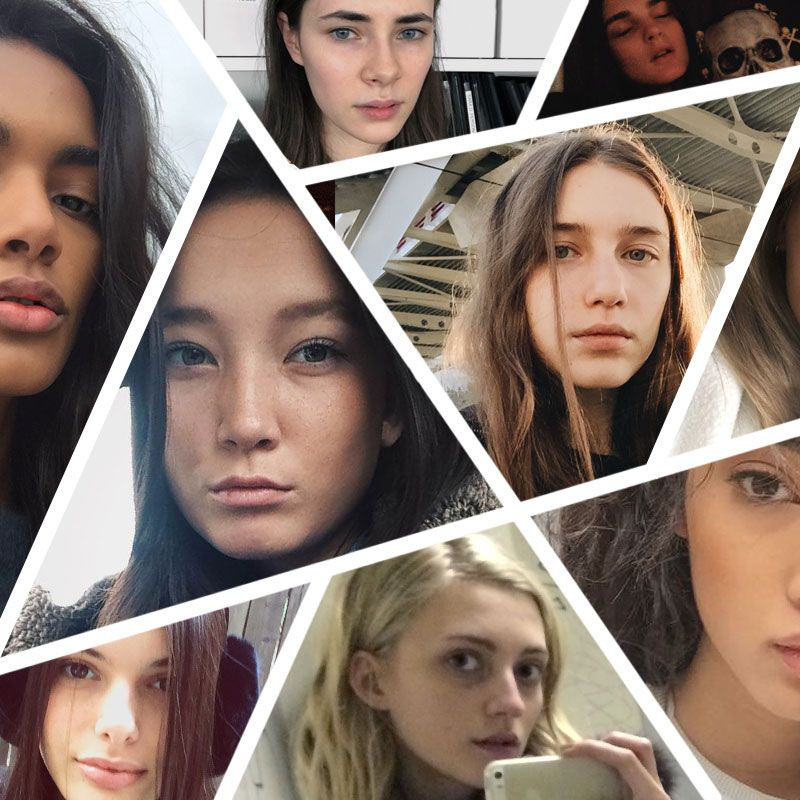 30 New NYFW Models to Follow on Instagram