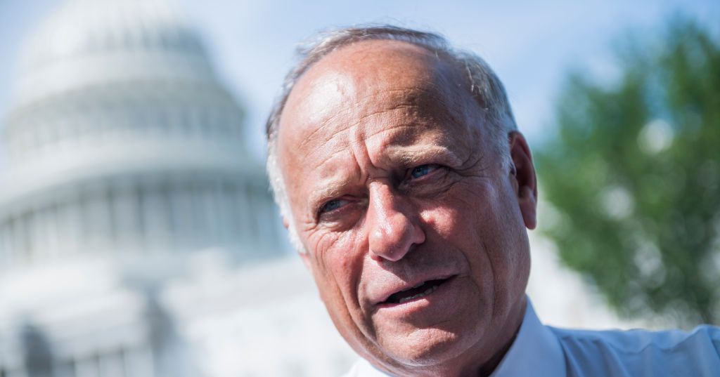 Steve King Has 'Better Insight' Into Life of Christ After House Censured Him For White Nationalism