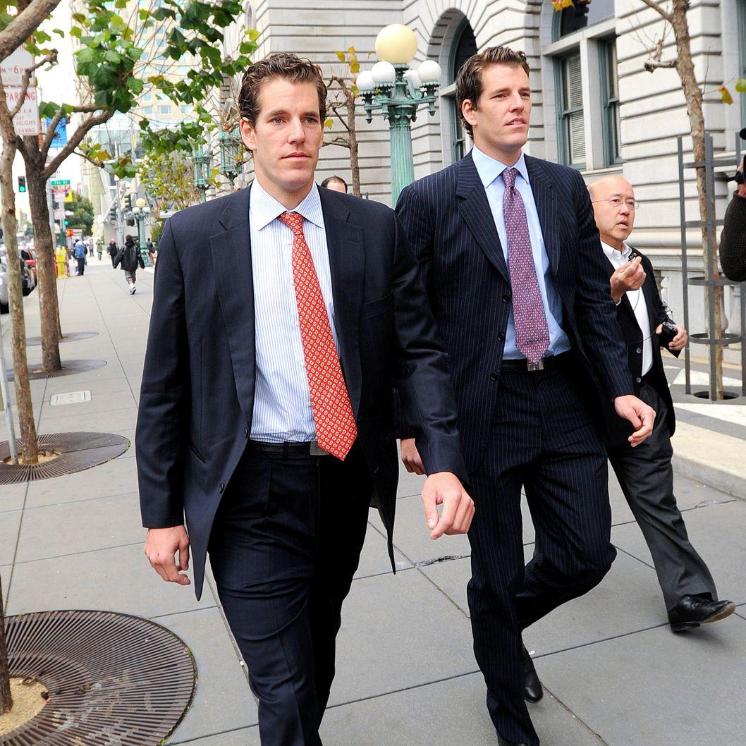 The Maturation Of Mark Zuckerberg New York Magazine: The Winklevoss Twins Make A Bitcoin Fund -- NYMag