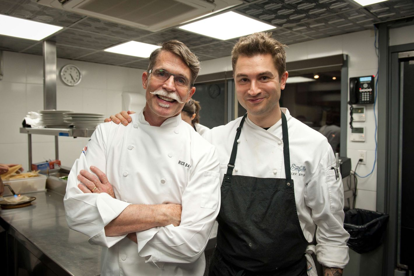 Is rick bayless gay