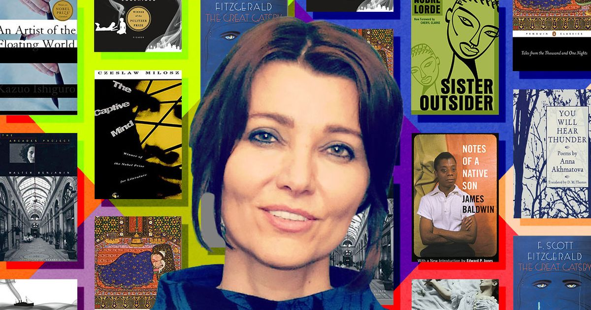 Elif Shafak's 10 Favorite Books