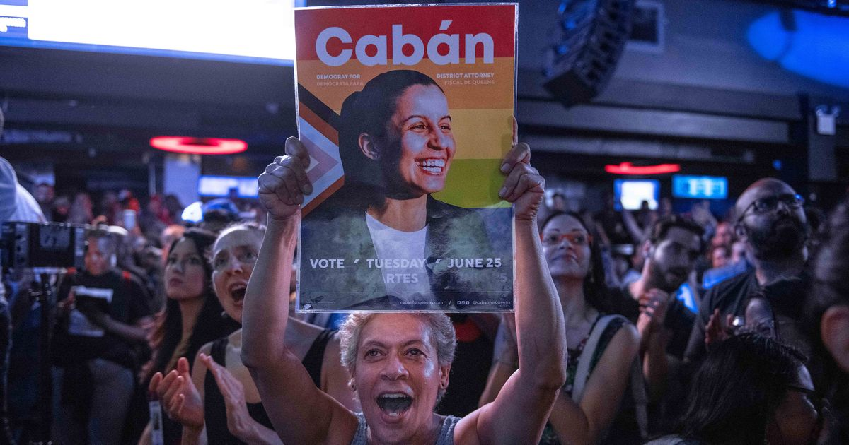 Cabán Lead Is Another Blow to the Queens Democratic Machine