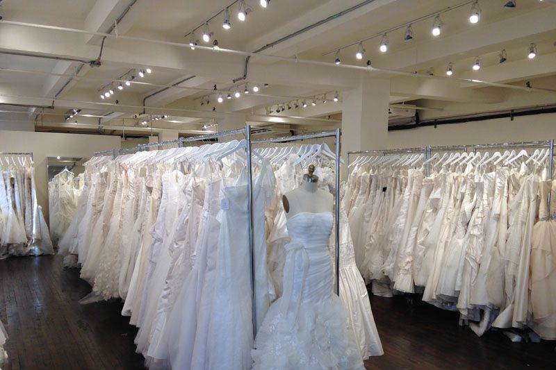 Nyc Bridal Gown Stores New York Weddings Guide