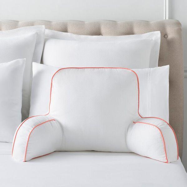 Peacock Alley Pique Cotton Backrest Pillow