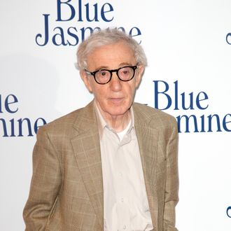 PARIS, FRANCE - AUGUST 27: Director Woody Allen attends the