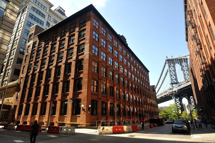 Dumbo, Brooklyn,