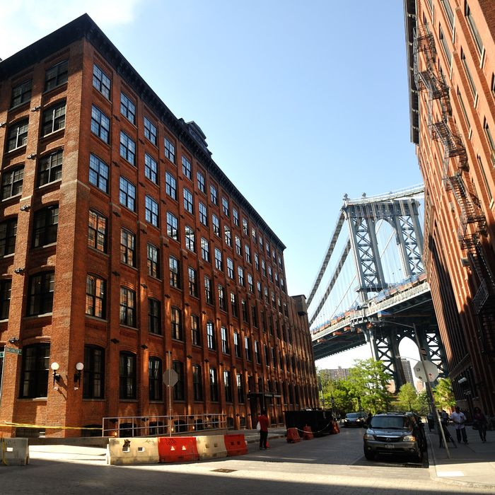 Dumbo, Brooklyn,