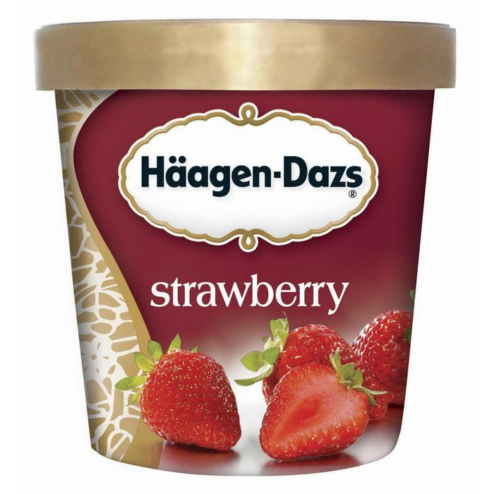 Häagen-Dazs' ice cream will be one of the cage-free-egg recipients.