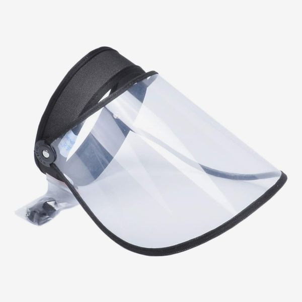 Sun Visor UV Protection Face Shield Hat