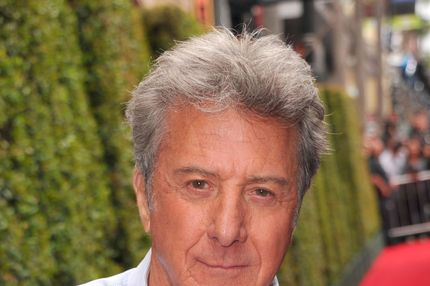 "HOLLYWOOD, CA - MAY 22:  Actor Dustin Hoffman arrives at DreamWorks Animation's ""Kung Fu Panda 2"" Los Angeles Premiere held at Grauman's Chinese Theatre on May 22, 2011 in Hollywood, California.  (Photo by Alberto E. Rodriguez/Getty Images)"