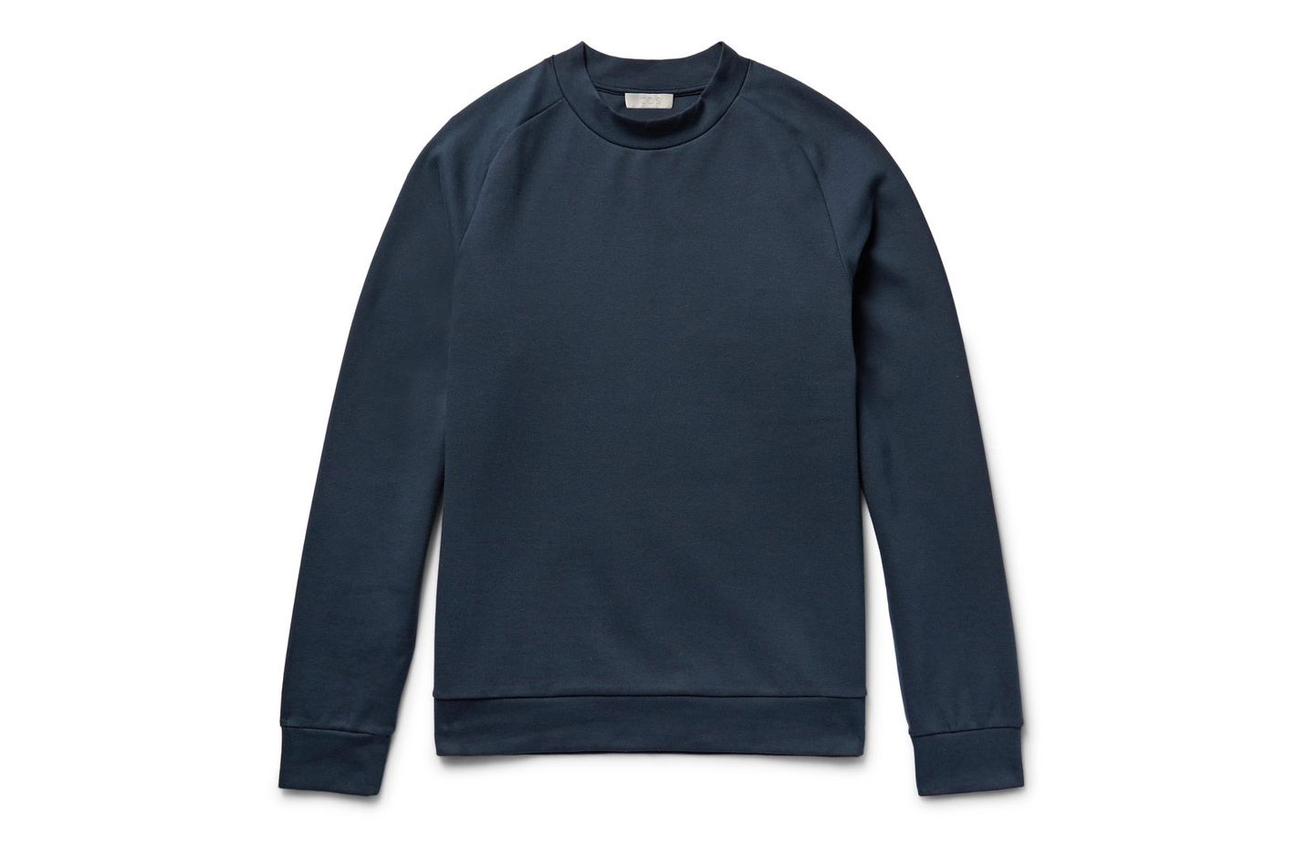 COS Stretch Cotton-Blend Jersey Sweatshirt