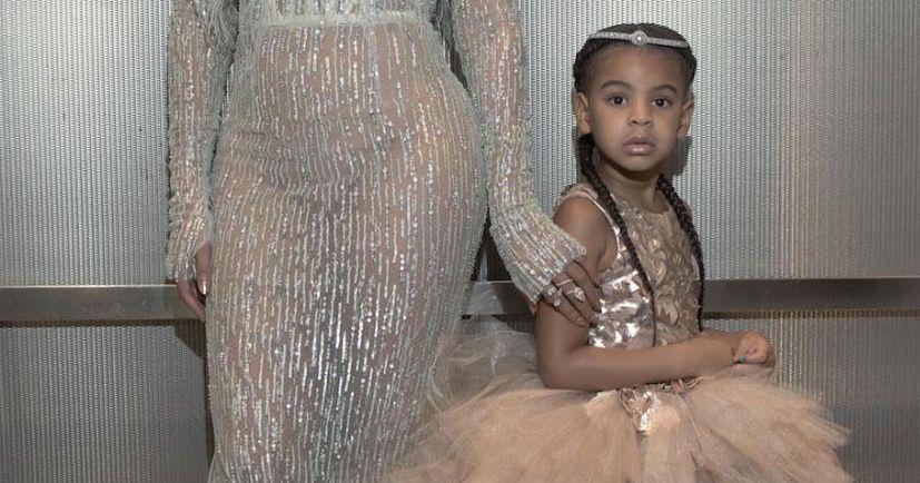 Blue Ivy Wore An 11 000 Princess Dress To The Vmas
