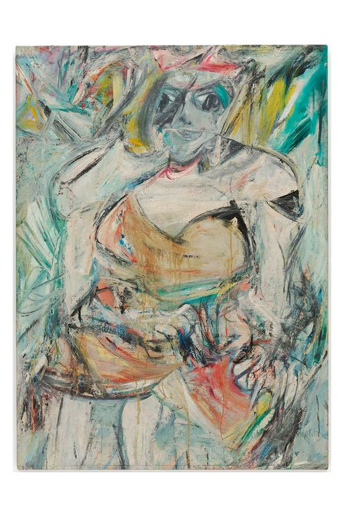 ? 2013 The Willem de Kooning Foundation/ Artists Rights Society (ARS) New York. Reproduction, including downloading of Willem De Kooning works is prohibited by copyright laws and international conventions without the express written permission of Artists Rights Society (ARS) New York