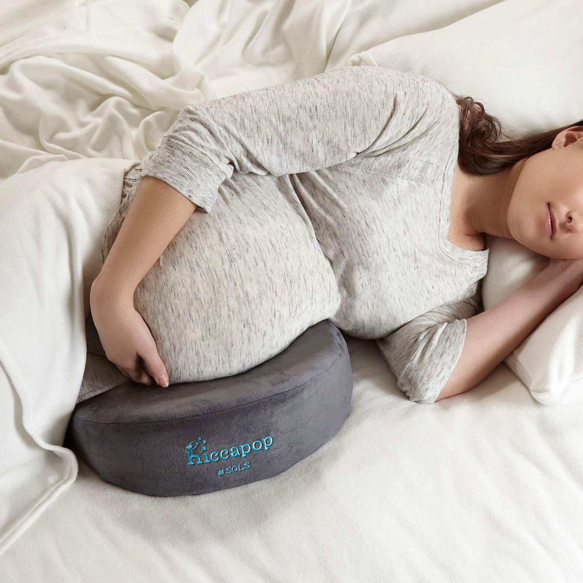Maternity Support Bolster Long Body Pillow Pregnancy Nursing Orthopedic Cushion